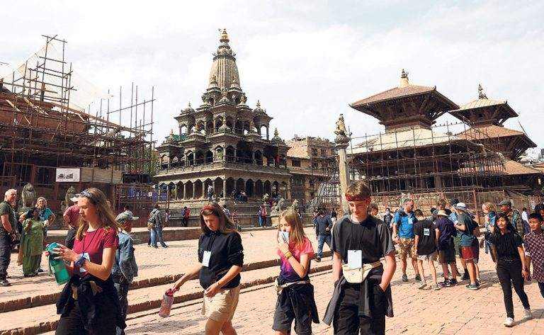 Visit Nepal 2020 Tourist Arrivals: 220,120 Foreign Visitors in Last 11 Months
