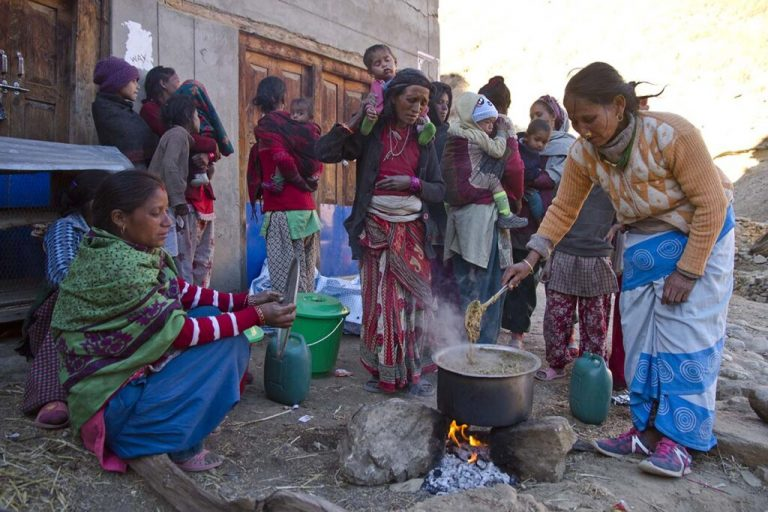 COVID-19 Pushes 1.2 Million People into Poverty in Nepal