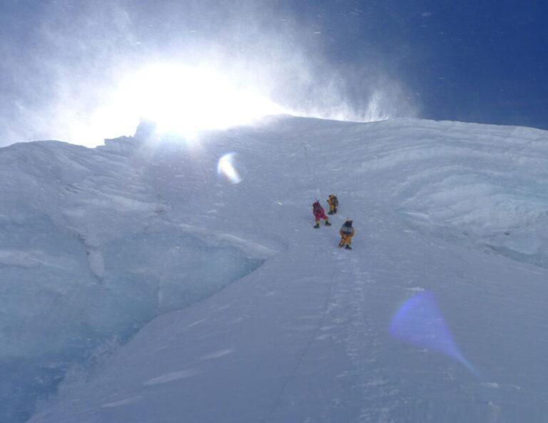 Three Russian climbers missing from Mt Annapurna-1 peak in Nepal: Report