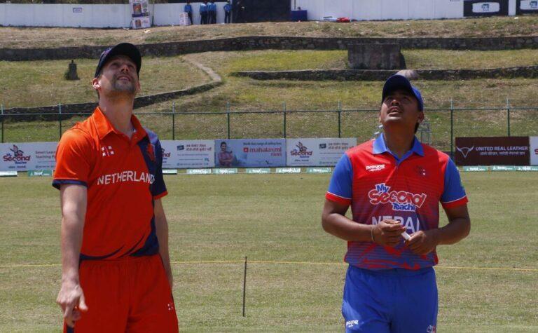 Watch Live Stream: Tri-Nation T20I Series Nepal Vs Netherlands