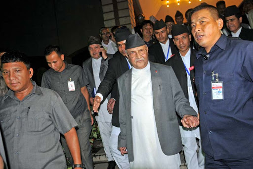 PM Oli to Take Floor Test in Parliament on May 10!