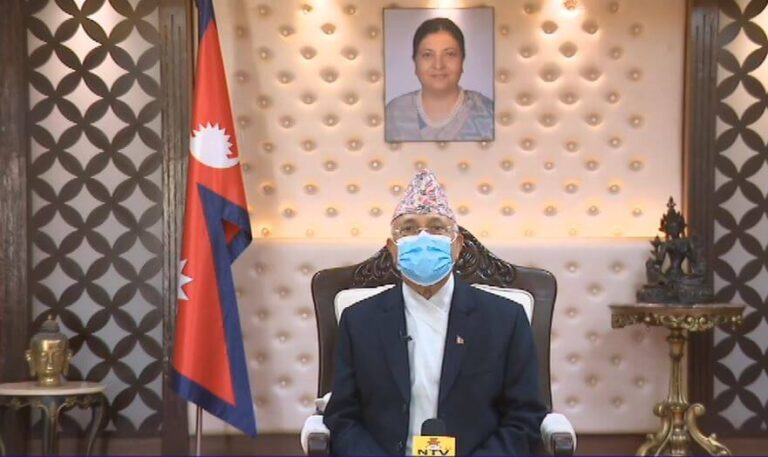 Nepal To Operate Medical Colleges, Large Hospitals as COVID-19 Hospitals!