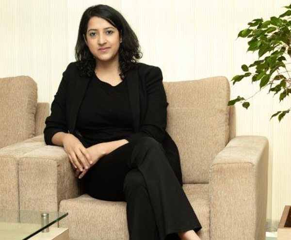 Upasana Makes History as Nepal's First Female CEO of Insurance Comp.